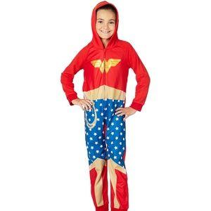 NWT DC Comics Wonder Woman One-Piece Pajam…